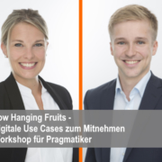 Digital First: PROCON IT Workshop beim DFC virtual