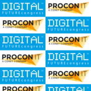PROCON IT beim Digital FUTUREcongress